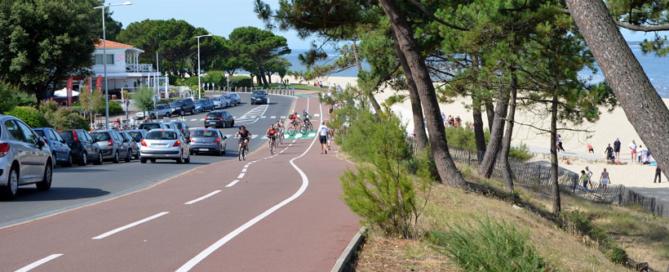 Compter les vélos pour développer les pistes et bandes cyclables