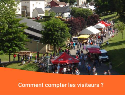 Compter vos visiteurs : évènementiel, festival, évènement culturel