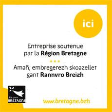 Kiomda soutenu par la région Bretagne